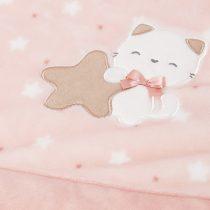 Κουβέρτα γουνάκι σταμπωτό baby