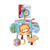 Infantino Peek & Seek Sensory Discovery Cube