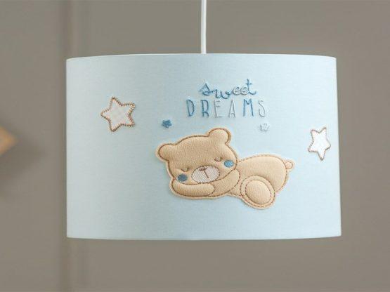Φωτιστικό οροφής FUNNA BABY Sweet Dreams blue